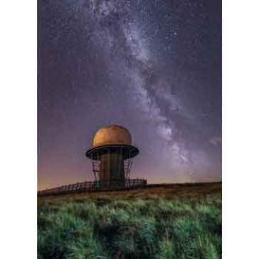 Clee Hill Milky Way