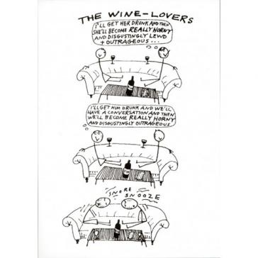 Annie Lawson Wine Lovers