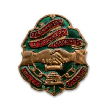 Chainmakers Badge