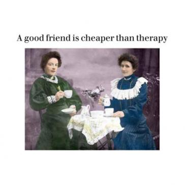Cheap therapy