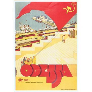 Odessa postcard