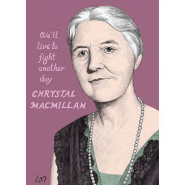 Chrystal Macmillan