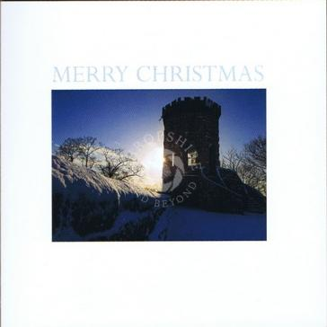 Laura's Tower christmas card
