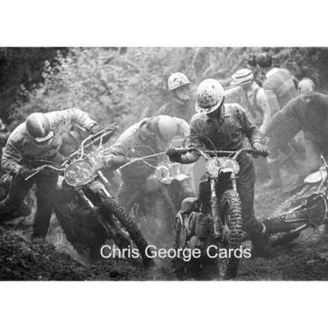 Motocross chaos
