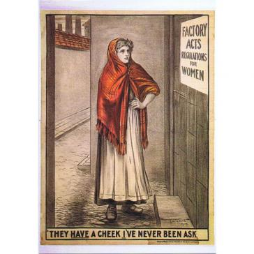 Factory Acts 1908 poster