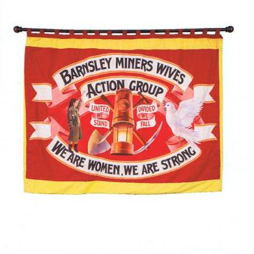 Barnsley Banner front