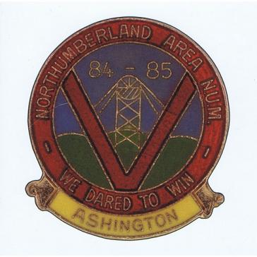 Ashington badge