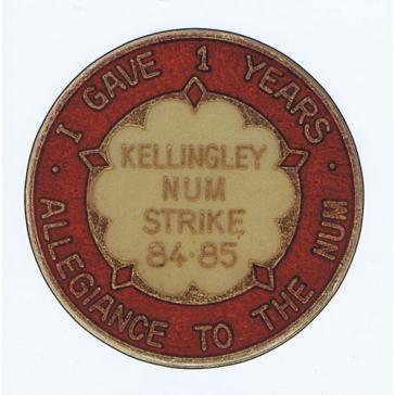 Kellingley NUM
