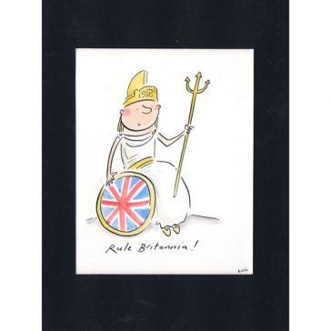 Rosie Brooks Rule Britannia