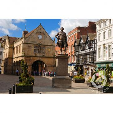 Square Shrewsbury