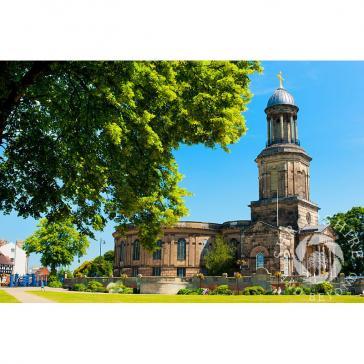 St Chad's Shrewsbury