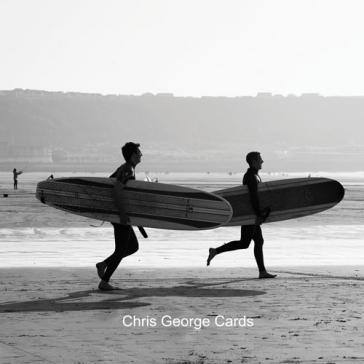 Surfers at Westward Ho