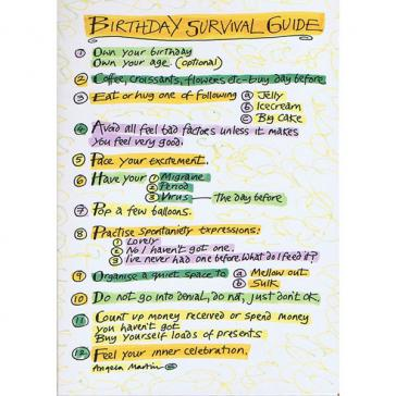 Birthday Survival