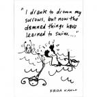 Annie Lawson Frida quote