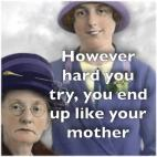 Like your mother