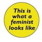 Feminist badge