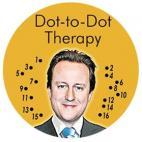 David Cameron dot to dot