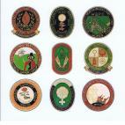 Women's Groups badge card