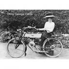 Humber motorcycle