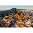 Stiperstones sunrise