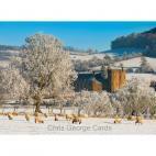 Winter Stokesay