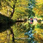 Canal autumn reflections