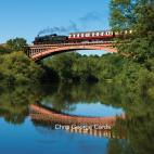 Railway reflection