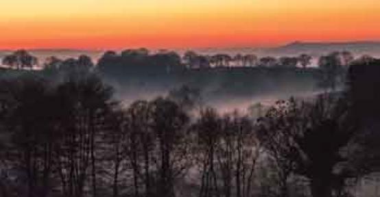 Shropshire dusk